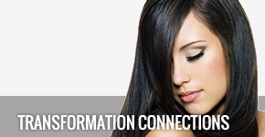 Transformation Connections hair extension strands